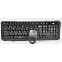 TASTATURA + MOUSE WIRELESS LOGISTEP LSDK-10011
