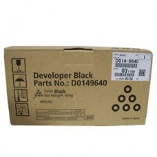Developer Black D0149640 450K Original Ricoh Aficio Mp C7500